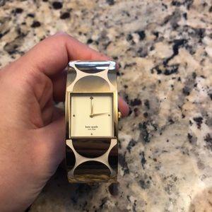 Kate Spade bracelet watch.